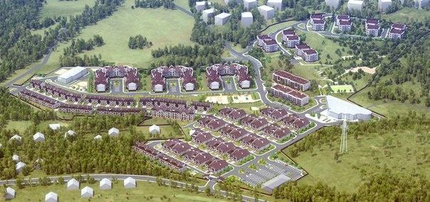 Альпийская деревня 11