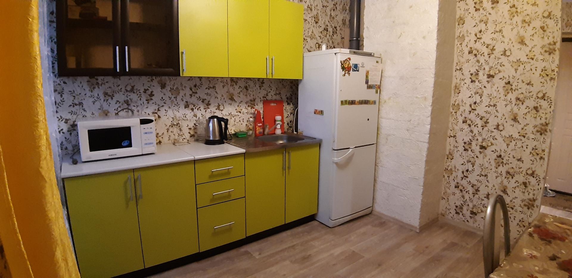 Продажа 1-комнатной квартиры Украинская ул., 48, Нижний Новгород