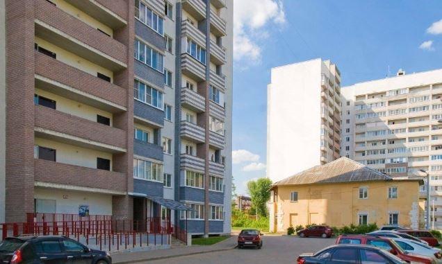 г. Владимир, 1-я Пионерская ул., 88г, 1-к. квартира на продажу