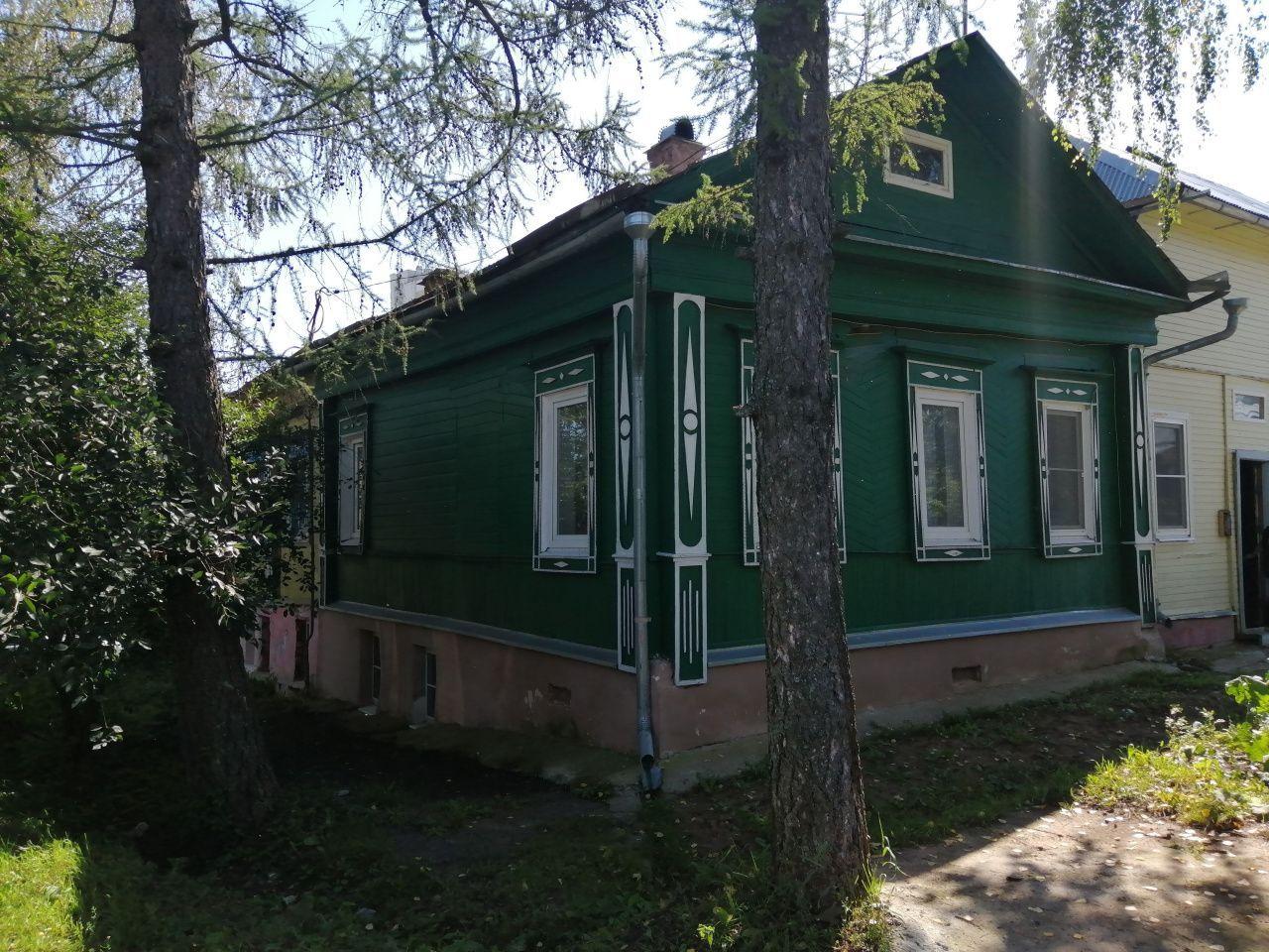 г. Владимир, Демьяна Бедного ул., 10, часть дома на продажу
