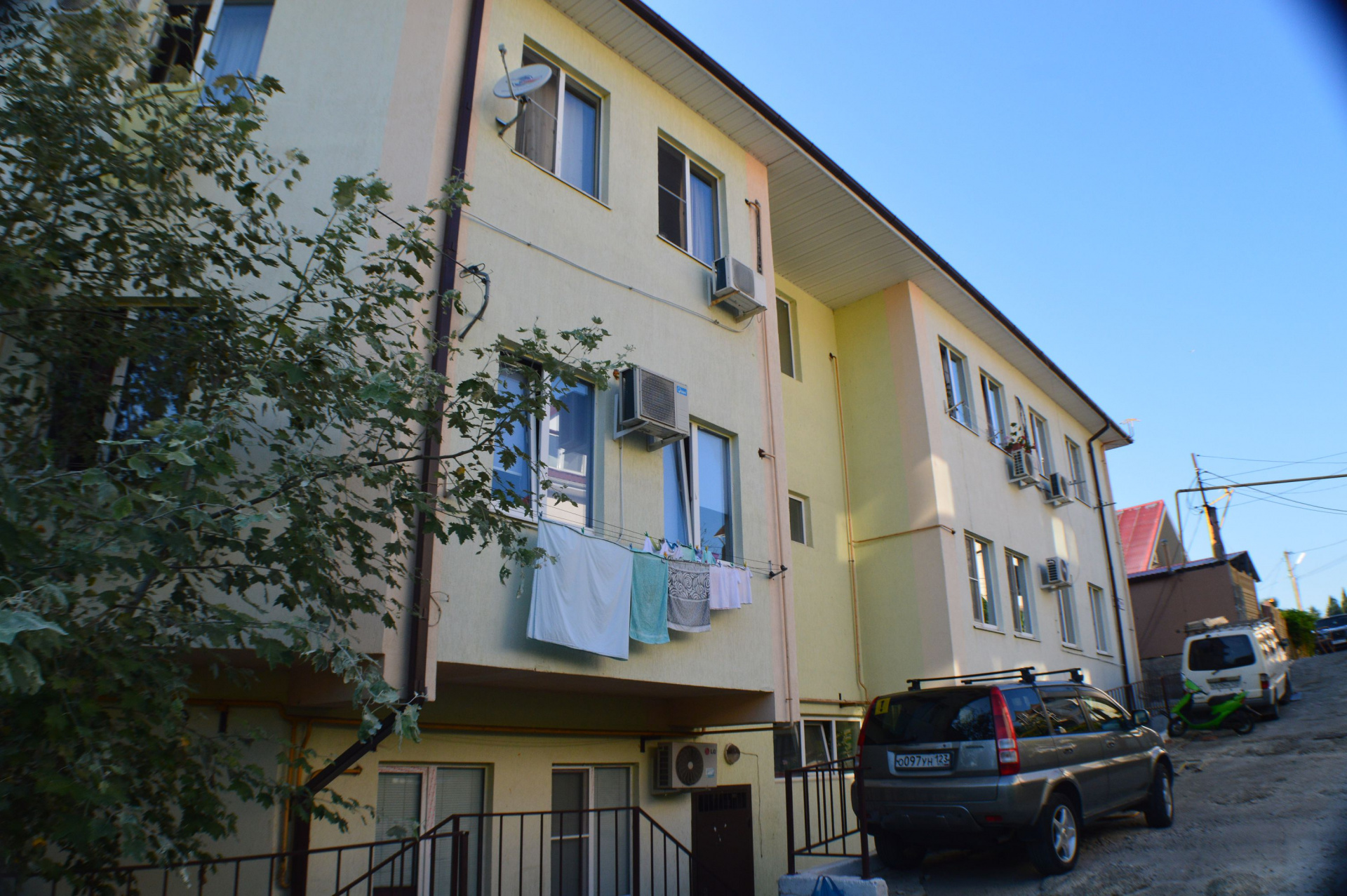 Голенева ул., 1, Центральный
