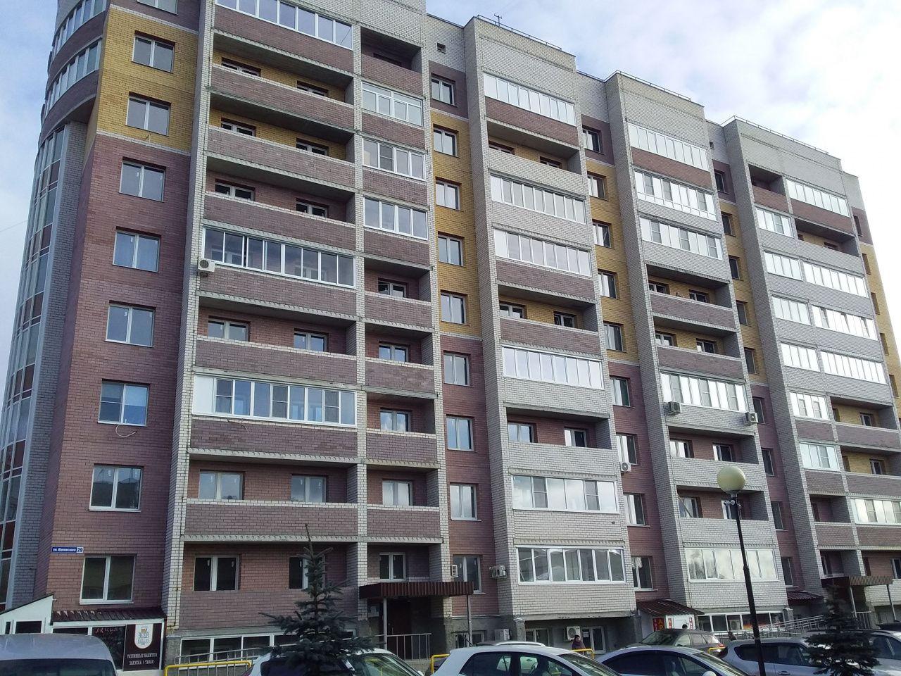 г. Владимир, Жуковского ул., 29, 2-к. квартира на продажу