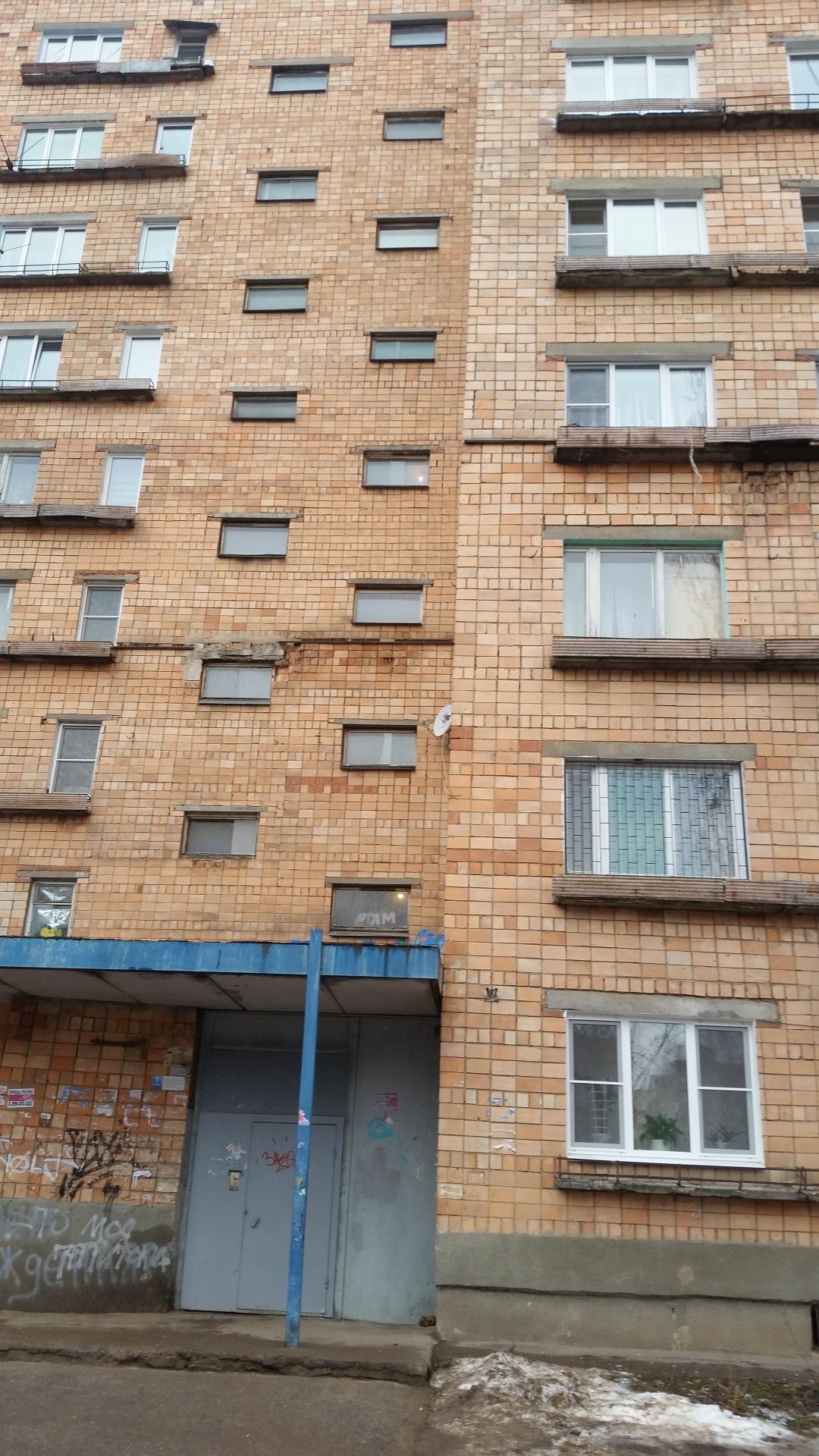 Продажа 1-комнатной квартиры Героев космоса ул., 50, Нижний Новгород