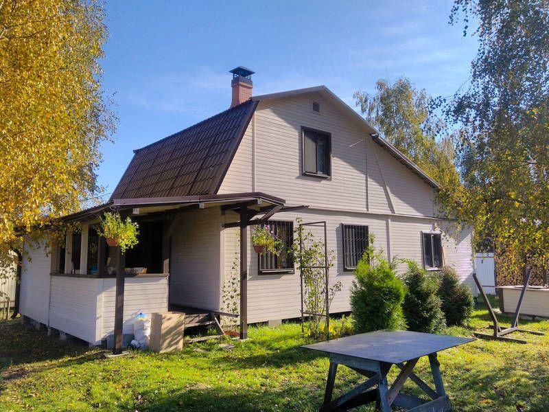 Вяткино д., Ивушка сад, 477, дом деревянный с участком 10.00 сотка на продажу