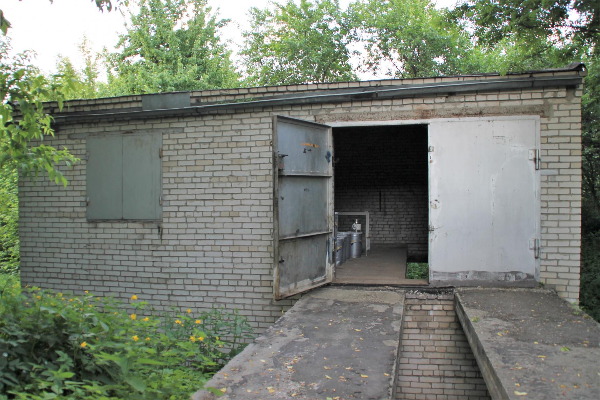 г. Владимир, Тракторная ул., гараж на продажу