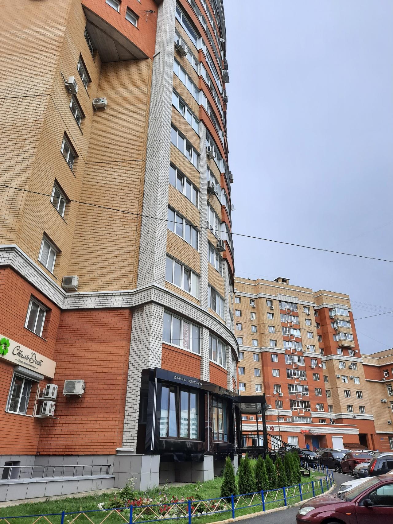 г. Владимир, Мира ул., 15Б, 1-к. квартира на продажу
