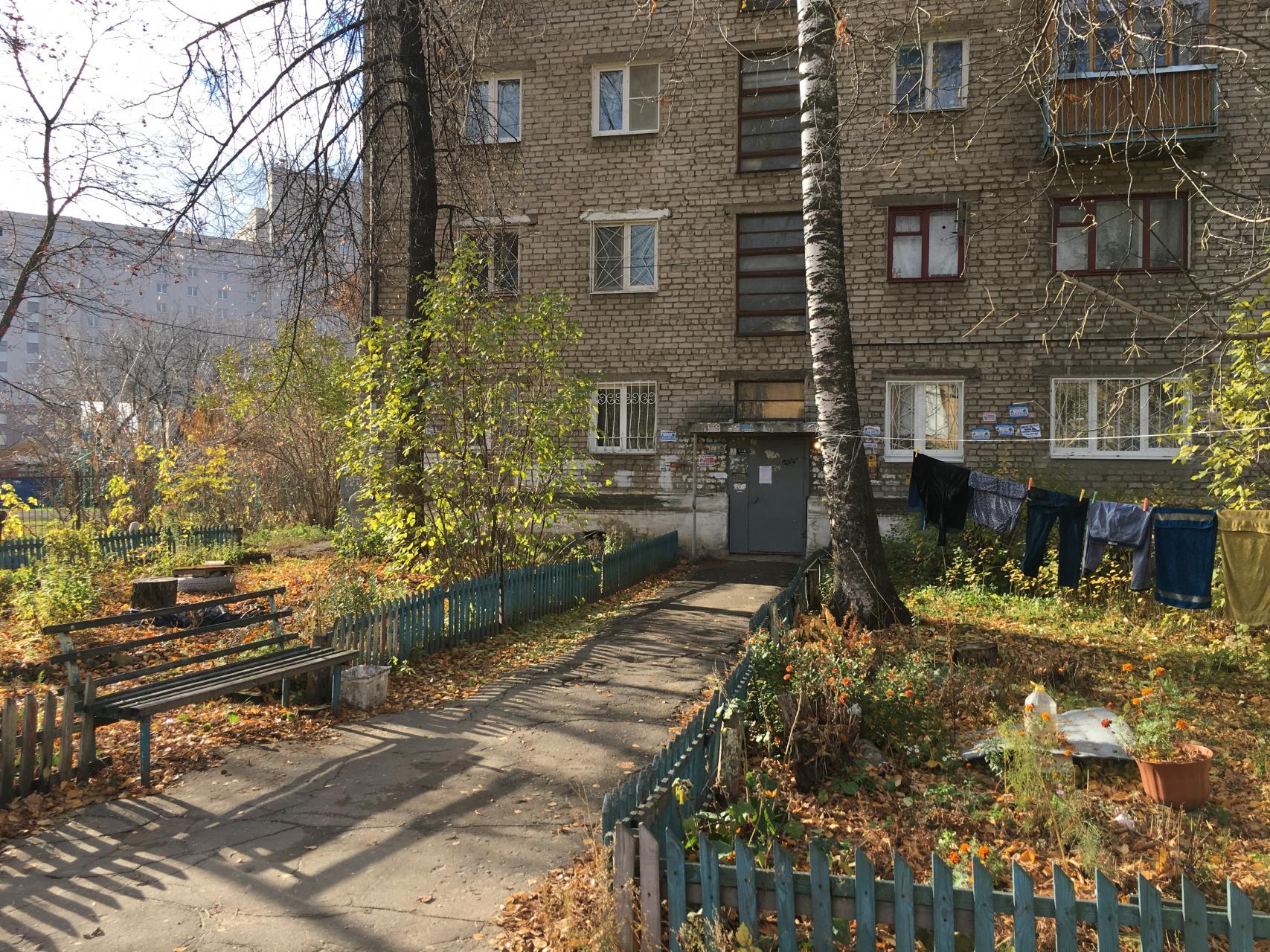 Продажа 2-комнатной квартиры Героев пр-кт., 24, Нижний Новгород
