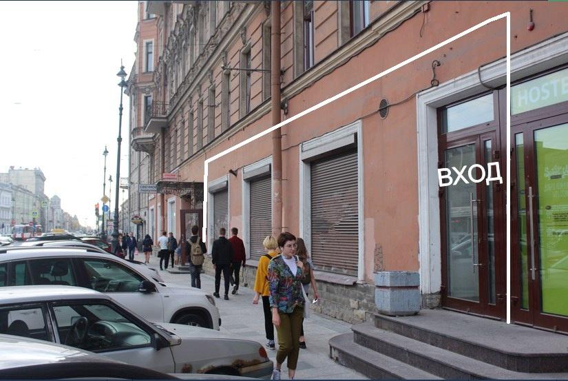 Санкт-Петербург, Лиговский пр-кт., 87