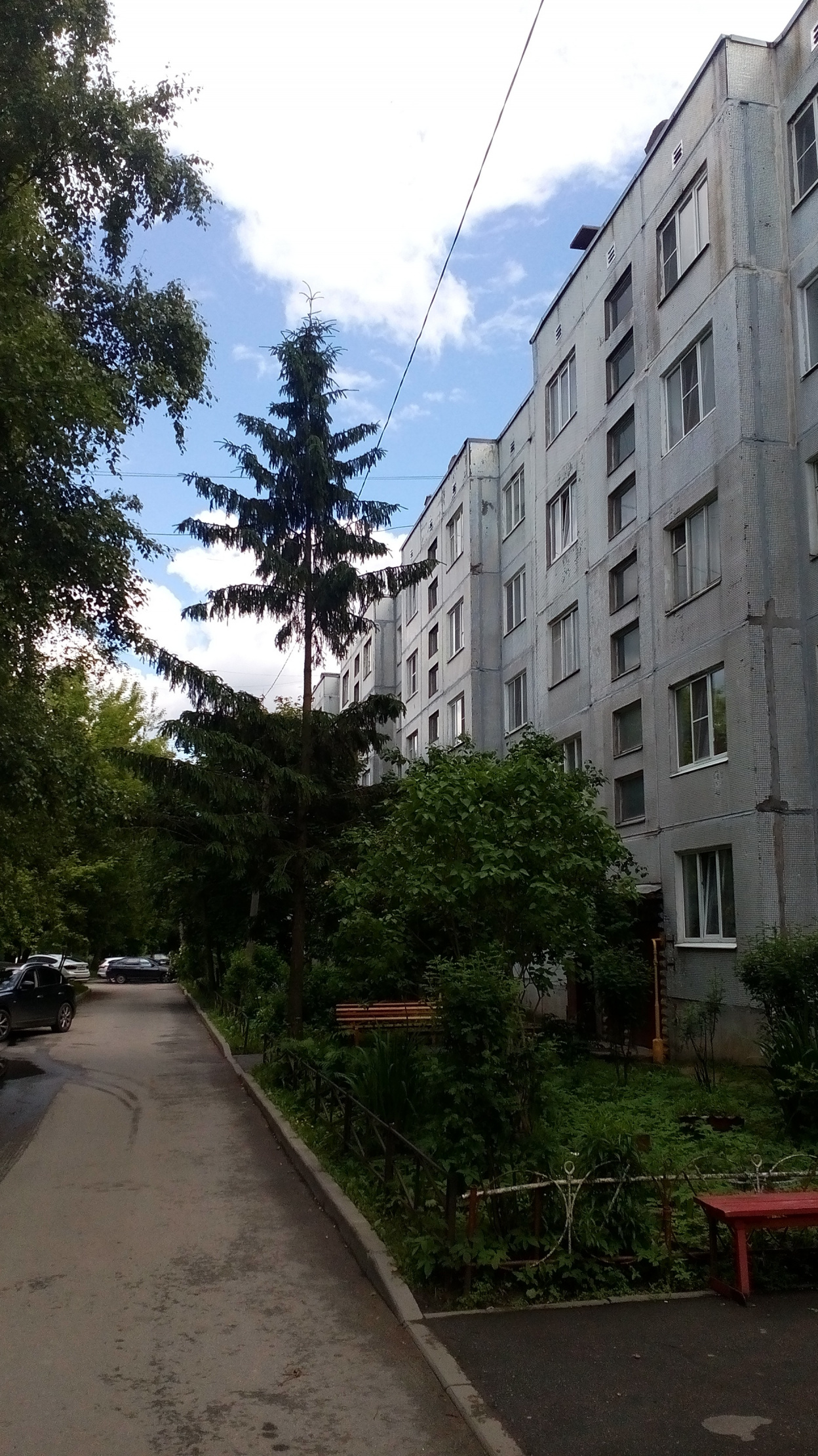 Купить квартиру Кобралово п., Лесная ул., 2б