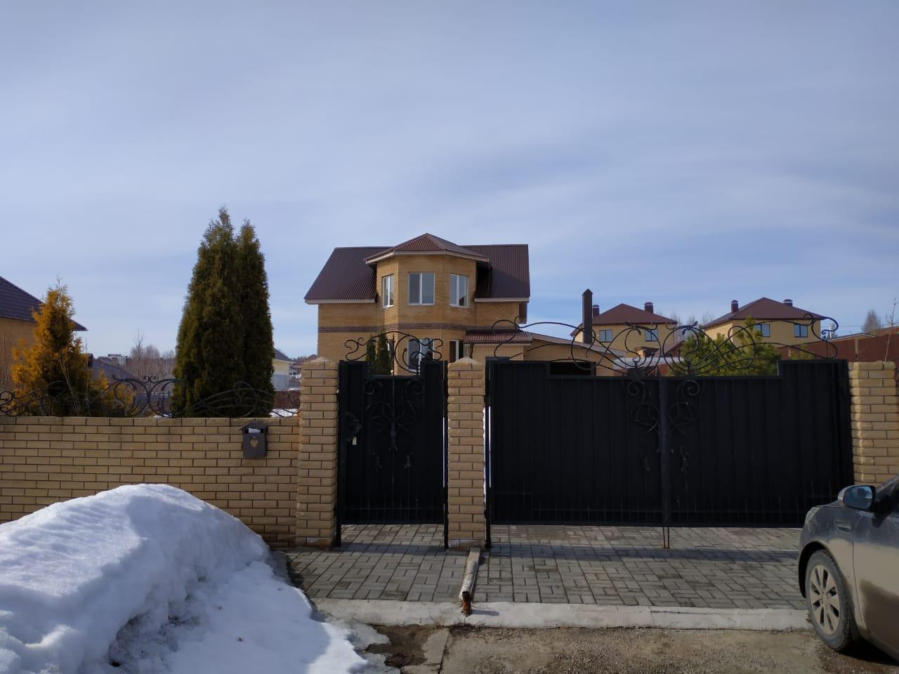 Продажа  дома Белокаменная ул., д.2в