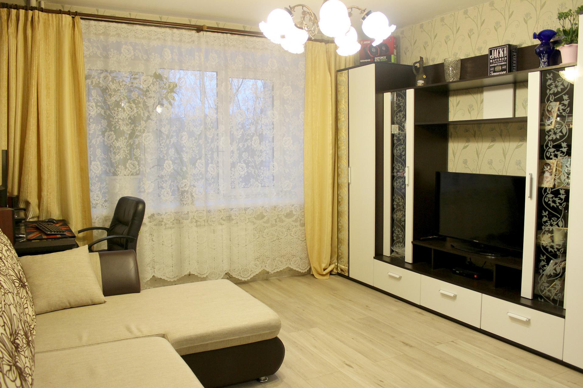 Продажа 1-комнатной квартиры Исполкома ул., 9, Нижний Новгород