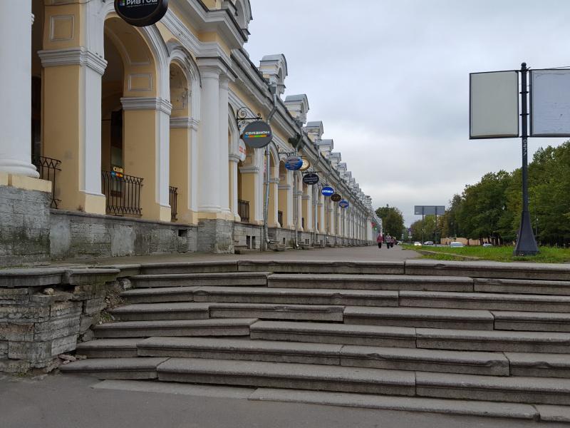 г. Пушкин, Московское ш., 25