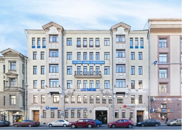 Санкт-Петербург, 9-я В.О. линия, 34, литера А