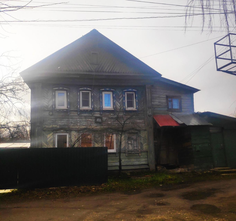 Продажа дома Дубенский пер., 26, Нижний Новгород