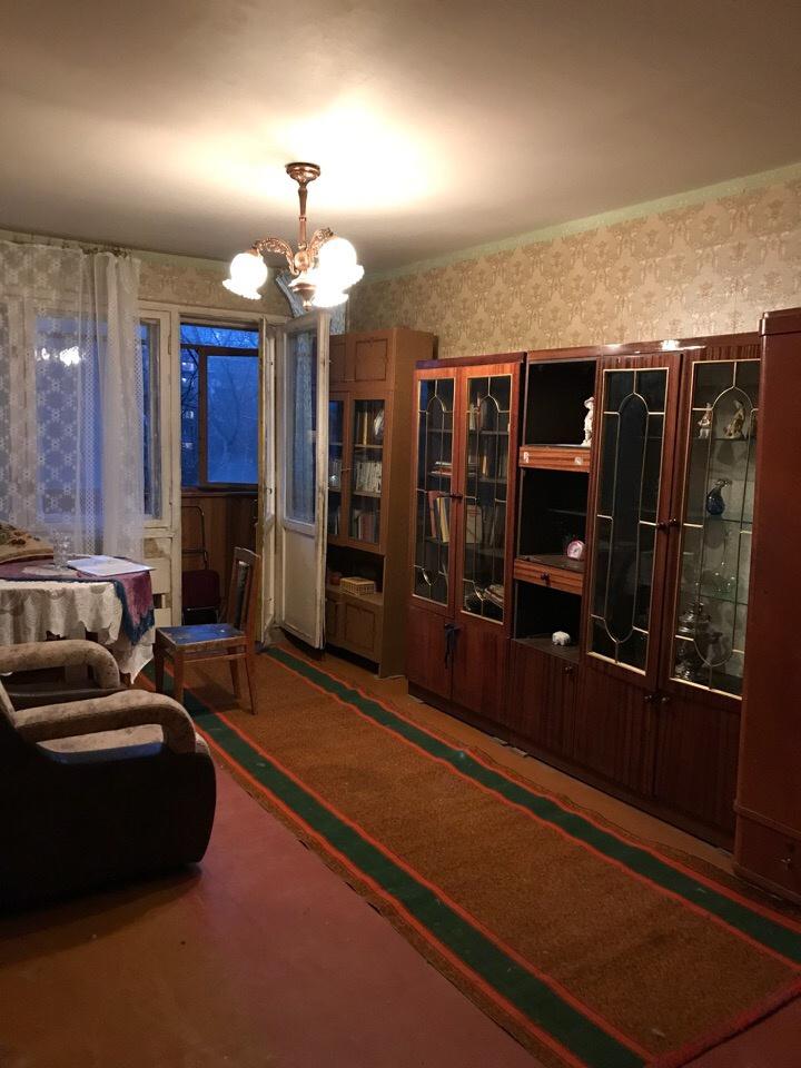 Продажа 1-комнатной квартиры Кораблестроителей проспект, 28, Нижний Новгород