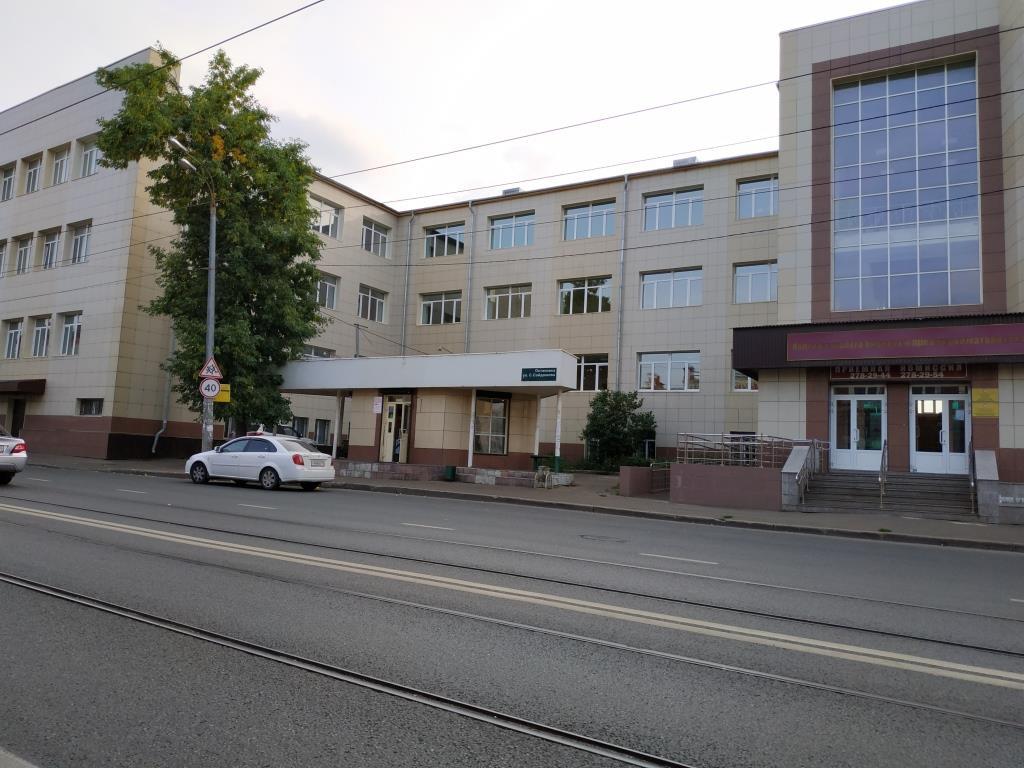 Продажа  Торговые помещения Тукая ул., д.114
