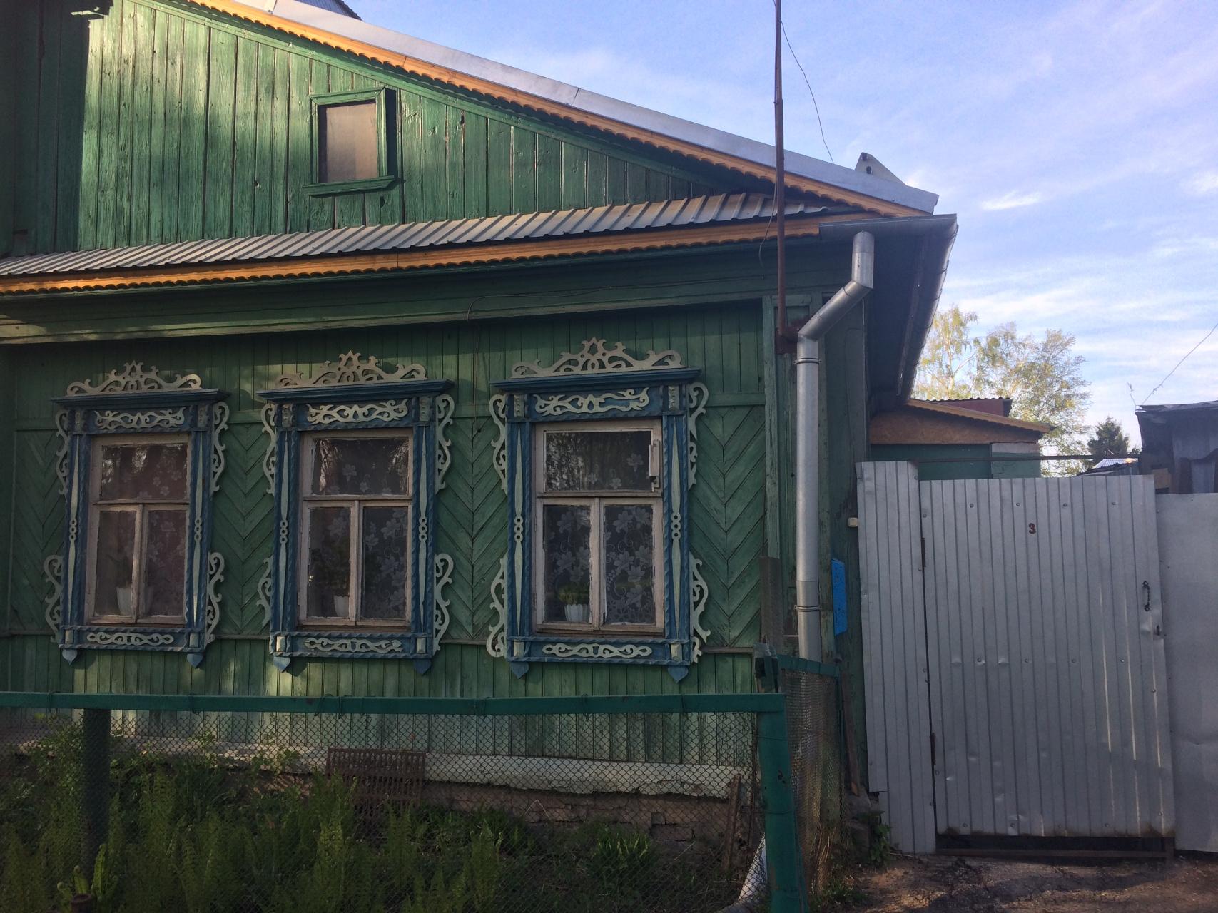 Продажа части дома Свободы ул., Нижний Новгород