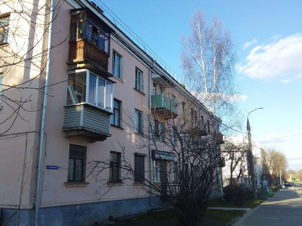 г. Владимир, Луначарского ул., 29, 1-к. квартира на продажу