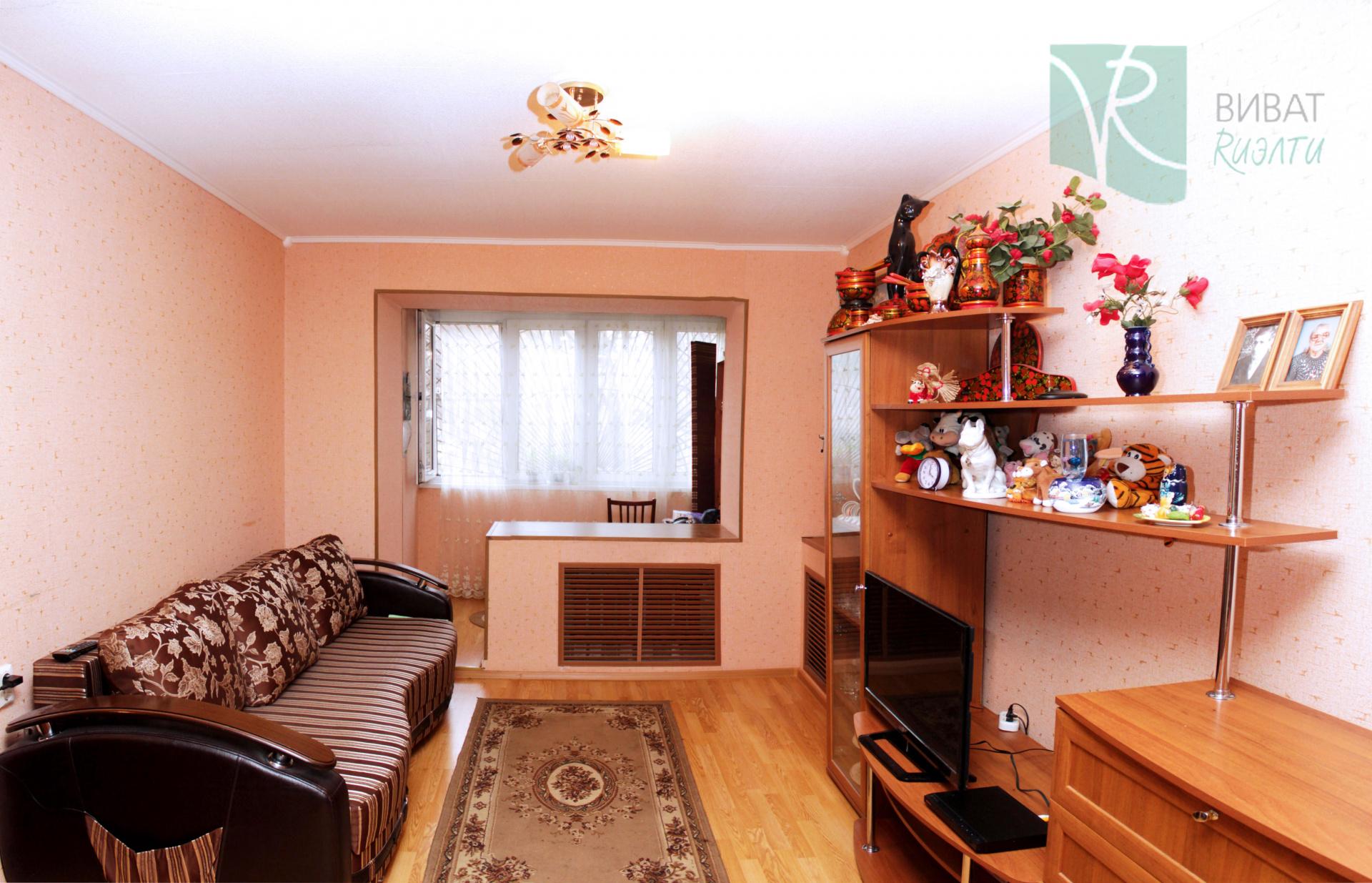 Продажа 1-комнатной квартиры Генерала Зимина ул., 4, Нижний Новгород